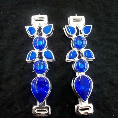 Gota ABS Prata/Azul 060