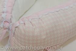 ninho para bebê Gales Rosa 3