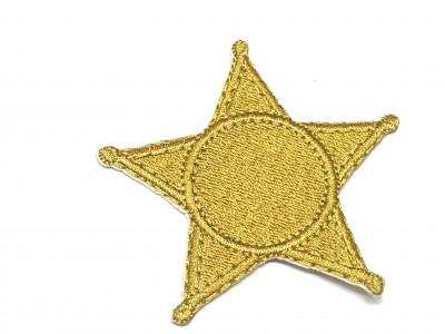 Patch Estrela Xerife