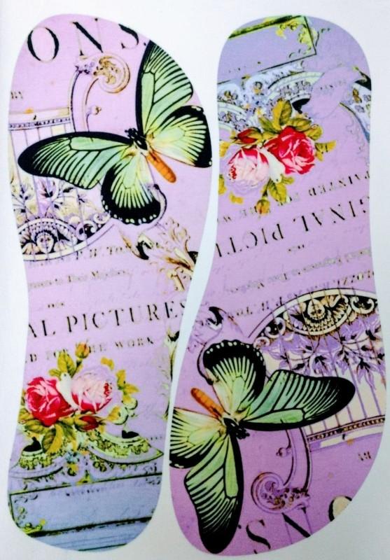 Lonita Sublime Borboleta Lilas
