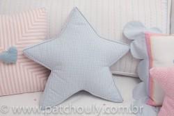 Quarto Casinha - Almofada Estrela Grande 5