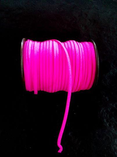 Courinho Rolo Rosa Pink