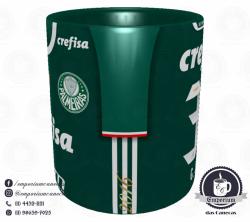 Caneca Palmeiras - Camisa 2016 Brasileirão - Porcelana 325 ml 2