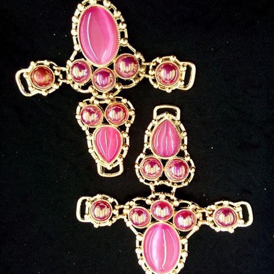 Gladiadora Metal Pink - G.M 265