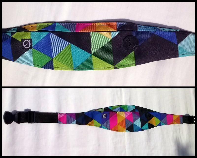 7f87debbb cartucheira para corrida color gde