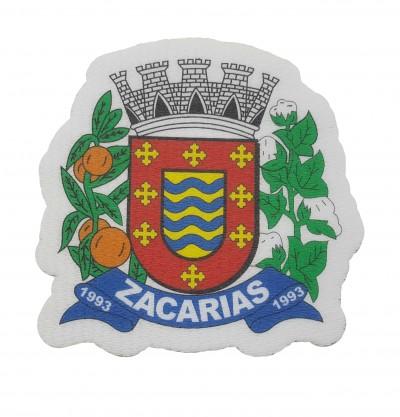 Patch Brasão Zacarias