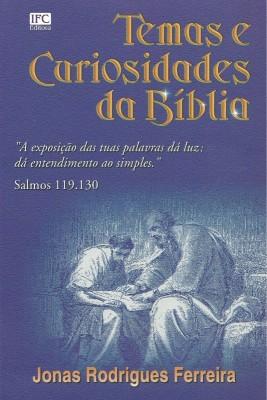 Temas e Curiosidades da Bíblia