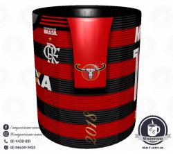 Caneca Flamengo - Camisa 2018 Home - Porcelana 325 ml 2