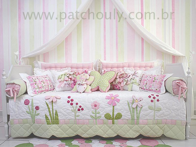 Q_Borboleta_Colcha para cama