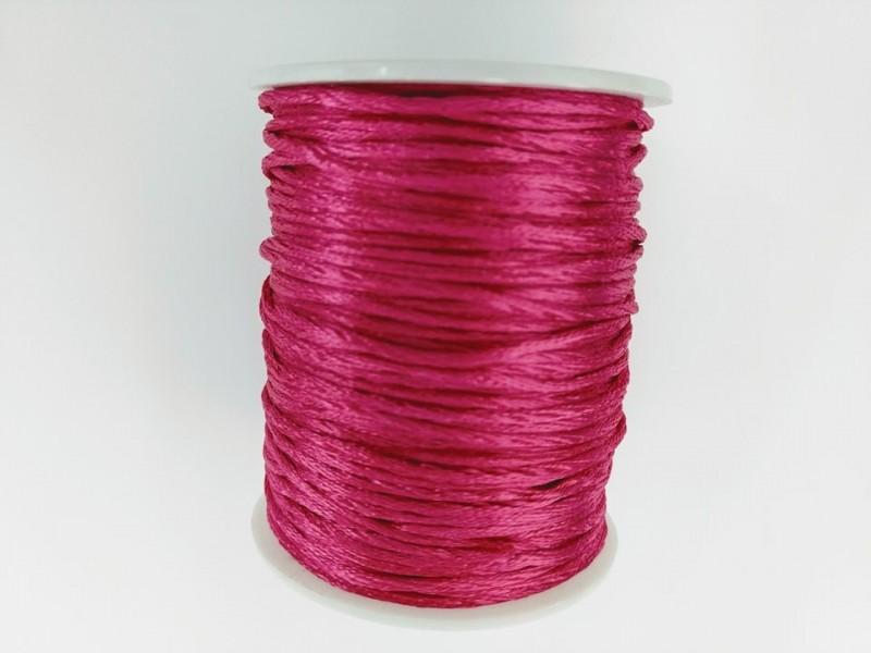 Fio de Seda Rosa Pink 2° Qualidade