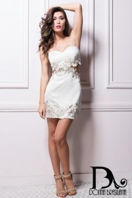 Vestido OFF WHITE