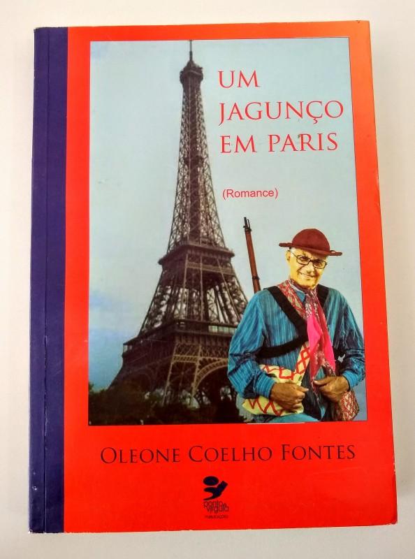 LIVRO: UM JAGUNÇO EM PARIS