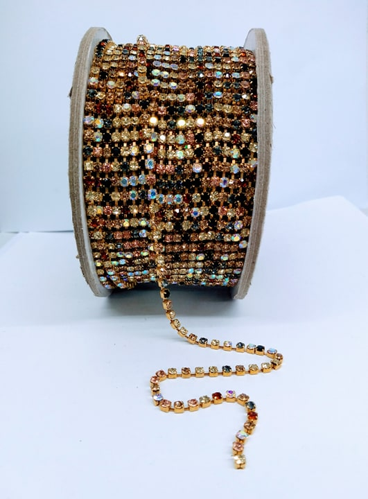 Strass Onca SS12