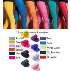 Meia calça de Patinação 85%  poliamida 2