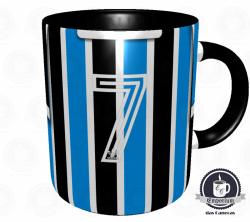 Caneca Grêmio - Camisa 1983 Mundial - Porcelana 325ml 3