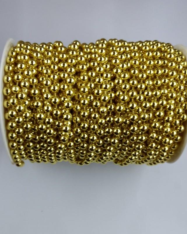 Perola no metro 06 Dourada