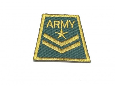 Patch Militar Army
