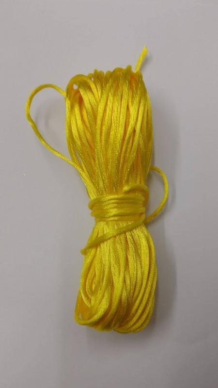 Fio de Seda Amarelo Canaro