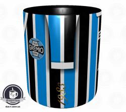 Caneca Grêmio - Camisa 1983 Mundial - Porcelana 325ml 2