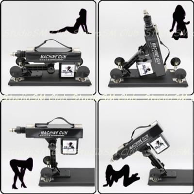 Sex Machine -  Maquina de sexo.