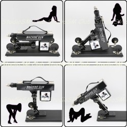 Sex Machine -  Maquina de sexo. 2