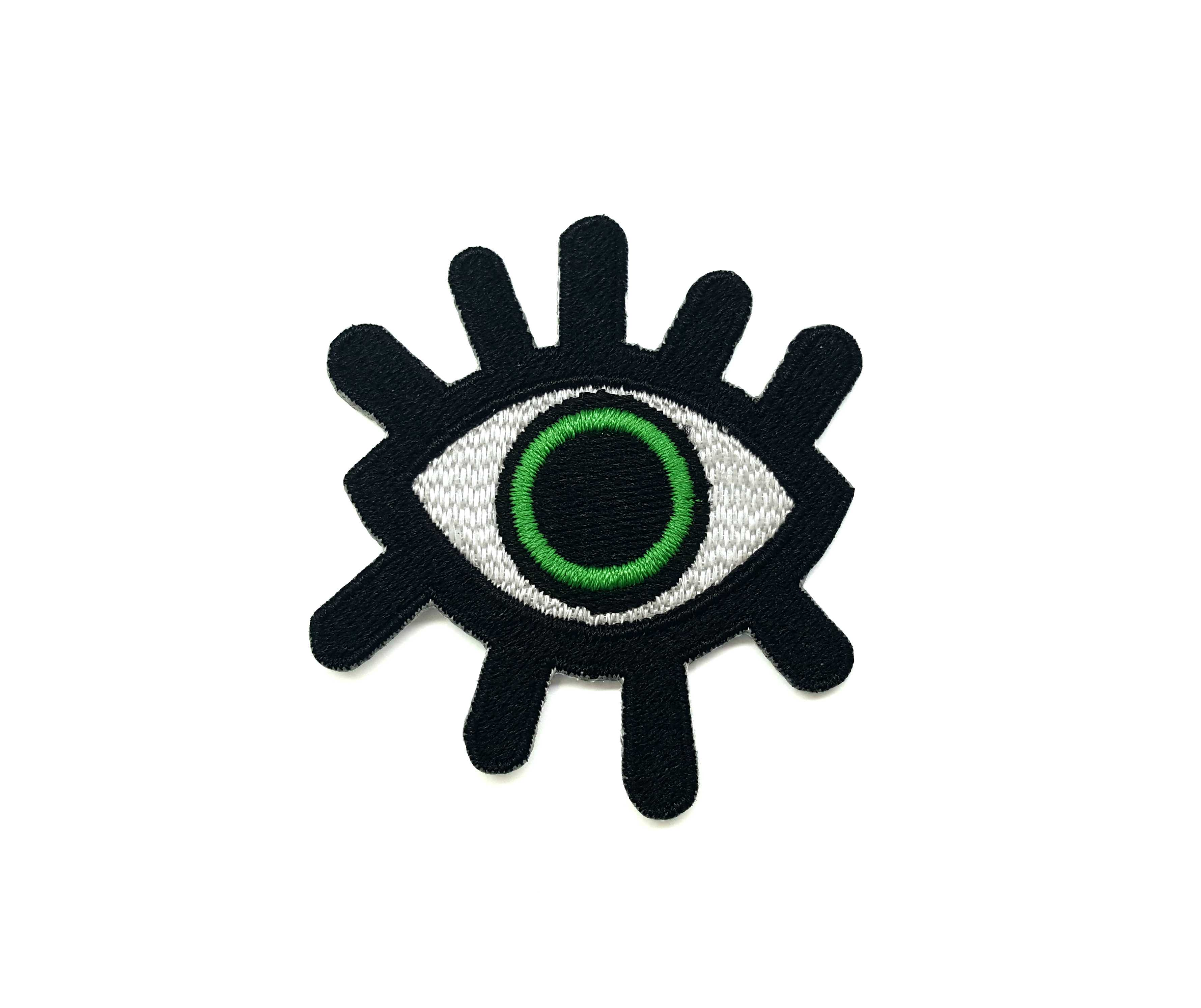 Patch Olho Verde