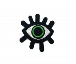 Patch Olho Verde 5