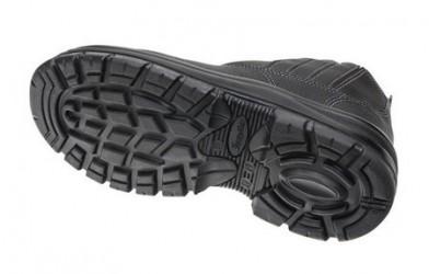 Sapato em Couro de Segurança com ELÁSTICO 2