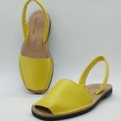 Ibiza Couro Amarelo 2