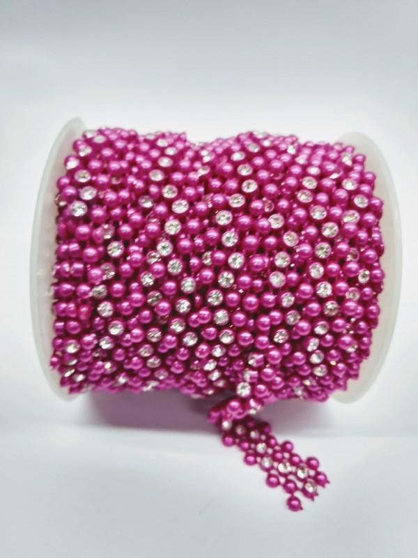 Rolo Pedra Magica Pink