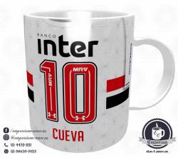 Caneca São Paulo FC - Camisa 2017 Home - Porcelana 325 ml 3