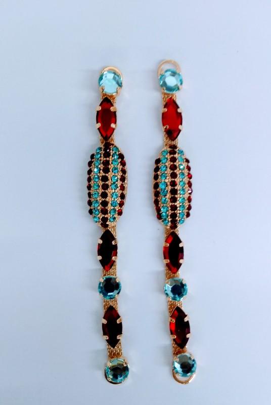 Orquidia Holambra Azul e Vermelho
