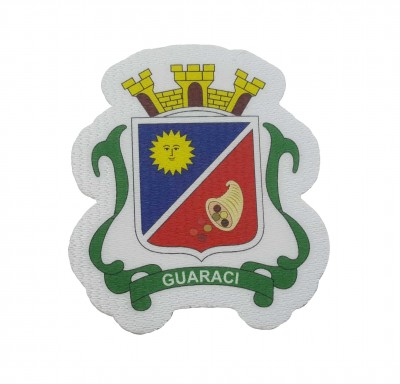 Patch Brasão Guaraci