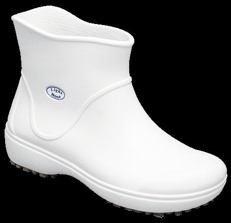 BB85 - Bota Profissional Light Boot - Antiderrapante