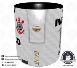 Caneca Corinthians - Camisa 2012 Libertadores - Porcelana 325 ml 2