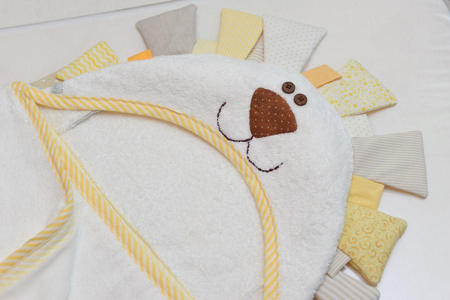 Toalha de banho de Leão