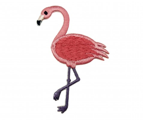 Patch Flamingo