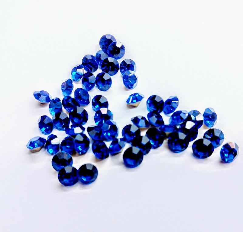Ponto de Luz Resina 50 Unidades Azul Bic