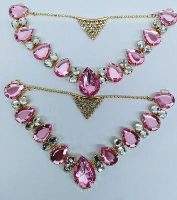 Cabedal Piramide Rosa