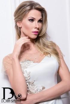 Vestido Pérolas OFF WHITE 3