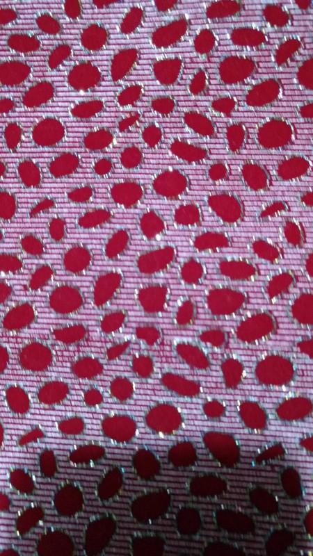 Lonita Bolha de Sabão Vermelha