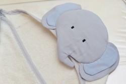 Toalha de Banho de Elefantinho 2