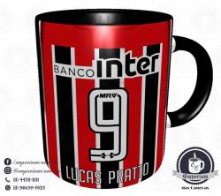 Caneca São Paulo FC - Camisa 2017 Away - Porcelana 325 ml 3