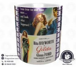 Caneca Clássicos do Cinema - Gilda - Porcelana 325 ml 2