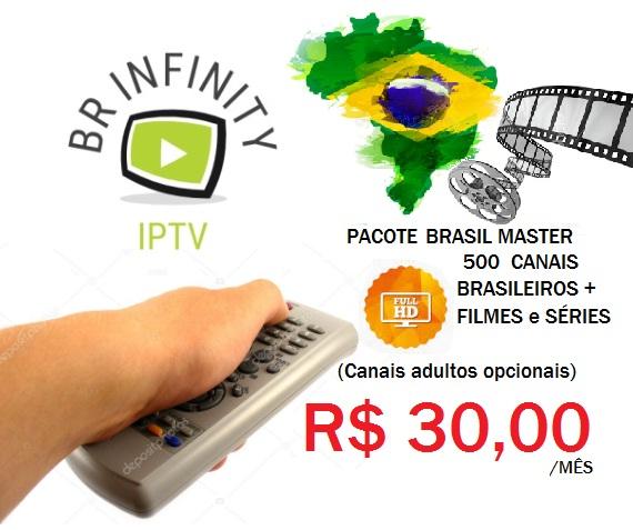 BR INFINITY IPTV