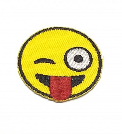 Patch Emoji Língua