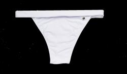 Biquini tanga branca 2
