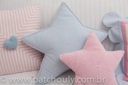 Quarto Casinha - Almofada Estrela Grande 4