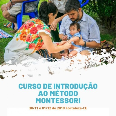 Curso de Introdução ao Método Montessori - 2019_ 30_11 e 01_12