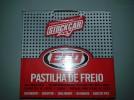 PASTILHA DE FREIO DIANTEIRA TROLLER 02/... 2